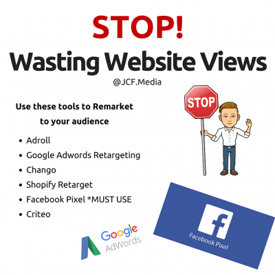 STOP Wasting Website Views